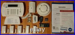 DSC Impassa Self Contained Wireless Alarm System SCW9057G ADT Security