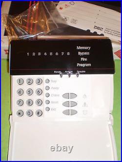 DSC PC5508Z Alarm Keypad 8 Zone For Power Series RARE & NEW