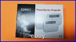 DSC PK5500 Power Series 64-Zone LCD Full-Message ADT Private Labeled Keypad