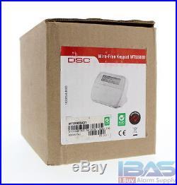 DSC WT5500DADT ADT Alarm System Wireless 2 Way Keypad for Alexor & Impassa New