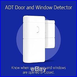 Echo Dot Black + Samsung SmartThings ADT Home Security Kit