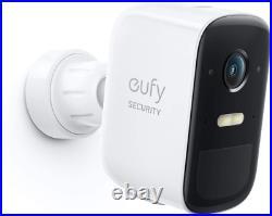 Eufycam 2C Pro Wireless Home Security Add-On Camera 2K Resolutio 180-Day Battery