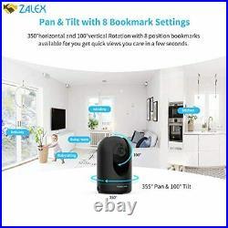 Foscam Security Camera WiFi IP Home Camera, R2C 1080P HD Baby Monitor Wireless Pe