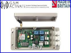 GSM ALARME composeur DSC HONEYWELL ADT GE 2 Gig Visonic COMPATIBLE