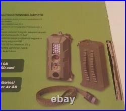Game Survailance Camera Full HD Home Security Audio Video Photo