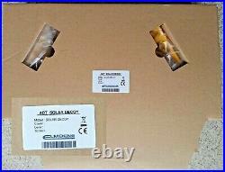 Genuine ADT SOLAR Flashing Decoy Dummy Alarm Bell Box Cover + Bracket
