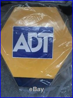 Genuine ADT Security Alarm System With 2 Sensors And Touchscreen Control