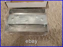 Genuine ADT Stainless Steel Dummy Bell Box Siren Decoy