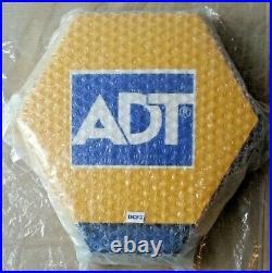 Genuine ADT Twin LED Flashing Decoy Dummy Alarm Box Cover + Bracket REF DCF3