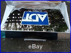 Genuine Adt Stainless Steel Live External Siren Bell Strobe Alarm G3s Grade 3