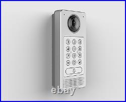 Grandstream HD Video Door Access Camera Keypad System IP Intercom GDS3710