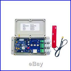 Gsm 2G/3G Alarm Wählgerät Dsc Honeywell Adt Ge 2GIG Visonic Kompatibel 4