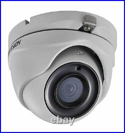 Hikvision 5mp Security System 4k Cctv 16ch Hd Outdoor Camera Home Security Kit