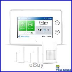 Home Security Alarm System Kit Smart Wireless Motion Detector Door Window Sensor