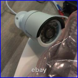Home Security Kit DVR5116C-ADT-1 DVR Digital Video Recorder HDD Swan Pro Camera
