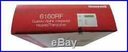 Honeywell 6160RF Custom Alpha Integrated Keyboard/Transceiver