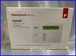 Honeywell 6160rf custom alpha integrated keyboard/transeiver New