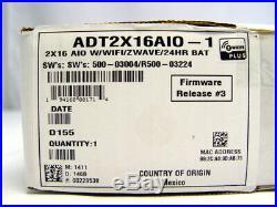 Honeywell ADT 2X16 AIO Home Security Panel, ADT2X16AIO-1