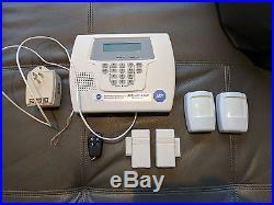 Honeywell ADT Lynx Plus Series Home Security Package
