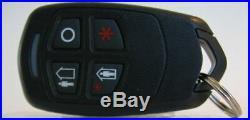 Honeywell Ademco 5834-4 Four-Button Wireless Key Remotes 10 pcs