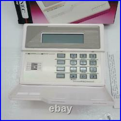 Honeywell Ademco Model 6139 Custom English LCD Display Security Keypad Panel