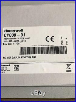Honeywell Galaxy 48 Burglar Alarm Control Panel C048-D-E1 New Unused NOT ADT