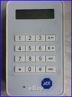 Honeywell Galaxy ADT MK8 Remote Alarm Keypad Control Keyprox CP051-36-01 KP2