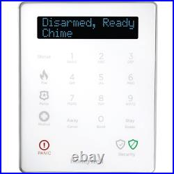 Honeywell Home LKP500-EN Lyric Alarm Keypad, Optimized for the Lyric Controller