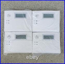 Honeywell Lot of 4 6150ADTLP Keypad For Vista 10P, 15P, 20P (New No Box)