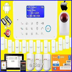 I WORKED 4 ADT 14 YEARS Home SMS Security Burglar House Alarm System Auto Dialer