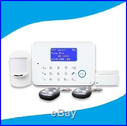 I WORKED 4 ADT 14 YEARS Wireless GSM SMART Home Security Alarm System NO CONTRCT