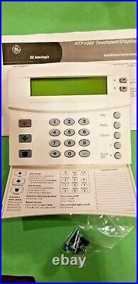 Interlogix GE Security Concord UTC 60-983 ATP-1000 Alarm Keypad NEW