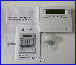 Interlogix GE Security NetworX NX-148E LCD Keypad
