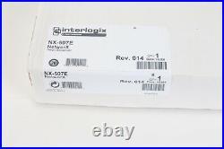 Interlogix NX-507E Seven Relay Expander Module / Card / Board New