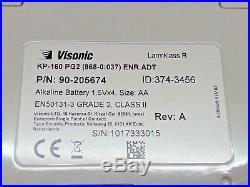 KP-160 ADT Visonic PowerMaster PowerG KP160 PG2 Remote Alarm Keypad
