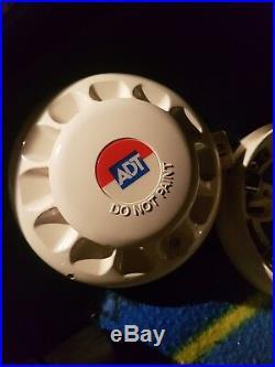 MF901t ionisation smoke detector ADT lot off 10