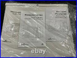 Menvier/Eaton/Scantronic 100KPZ 100 Zone Alarm Panel + Proximity LCD Keypad adt