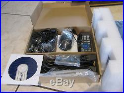 NETWORK VIDEO recorder nvr4204-p-adt-2 wITH 2000gb 2tb Hard drive + accessories