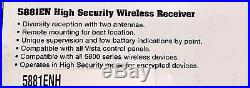 NEW ADEMCO/ADT/HONEYWELL 5881ENH Unlimited Zone Wireless Receiver