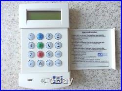 NEW ADT GALAXY MK7 CP038 Alarm Keypad Prox Proximity MMK7P1 NEW