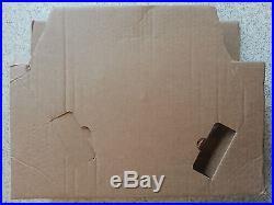 NEW ADT Solar LED Flashing Alarm Bell Box Dummy Kit. + Bracket And Battery BB6