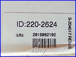 NEW ADT Visonic GSD-442 Carbon Monoxide Gas Detector ID 220-2624 (868-0000)