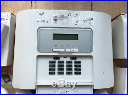 NEW ADT Visonic Powermaster 30 Wireless Burglar Alarm Huge Spec Sytem