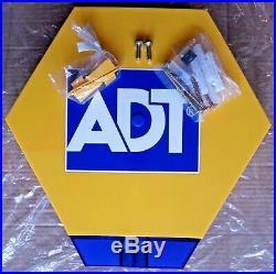 NEW STYLE ADT Grade 3 Live Alarm Siren Sounder Bell Box Model 7422 SFG G3F #2