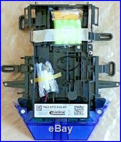 NEW STYLE ADT Solar LED Flashing Alarm Bell Box Decoy Dummy Kit + Battery