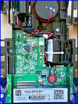 NEW STYLE ADT VISONIC Live Wireless Alarm Siren Sounder Bell Model 7422 SFG RF