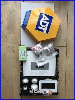 NEW Visonic Powermaster 30 ADT branded Burglar Alarm Home Security System