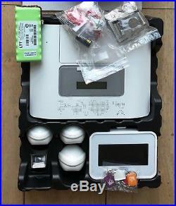 NEW Visonic Powermaster 30 ADT branded Burglar Alarm Home Security System with app