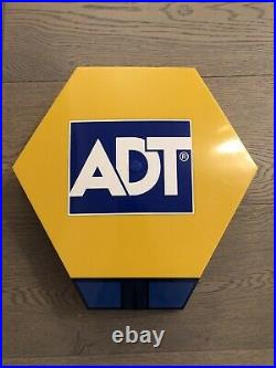 New ADT Elmdene Dummy Decoy Bell Box with twin LED Module and battery pack