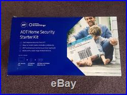 New Samsung SmartThings ADT Home Security Starter Kit FADTSTRKT1